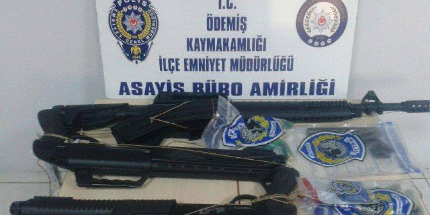 İzmir, Ödemiş'te Ev Ve İş Yerlerini Kurşunlayan 6 Kişi Yakalandı