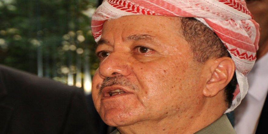 Mesud Barzani'den HDP çağrısı var!