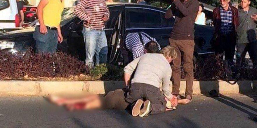 Antalya, Alanya'da Yaşayan Belçikalı Kaza Sonucu Hayatını Kaybetti