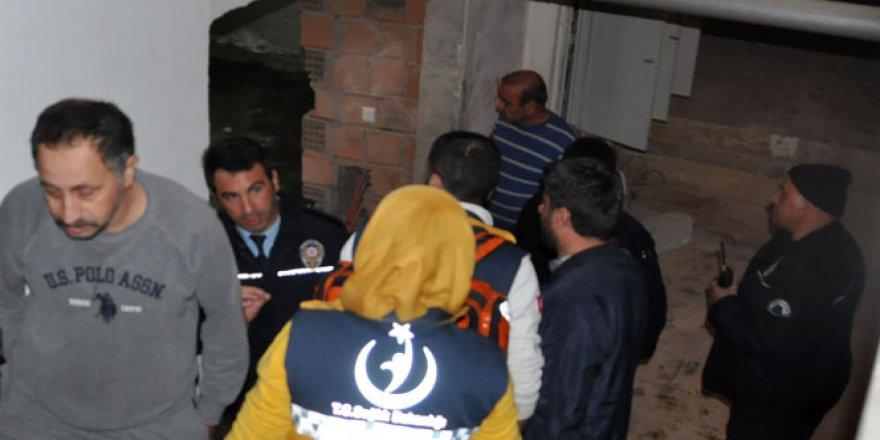 Mardin, Artuklu'da kalorifer borusu patladı: 2 yaralı