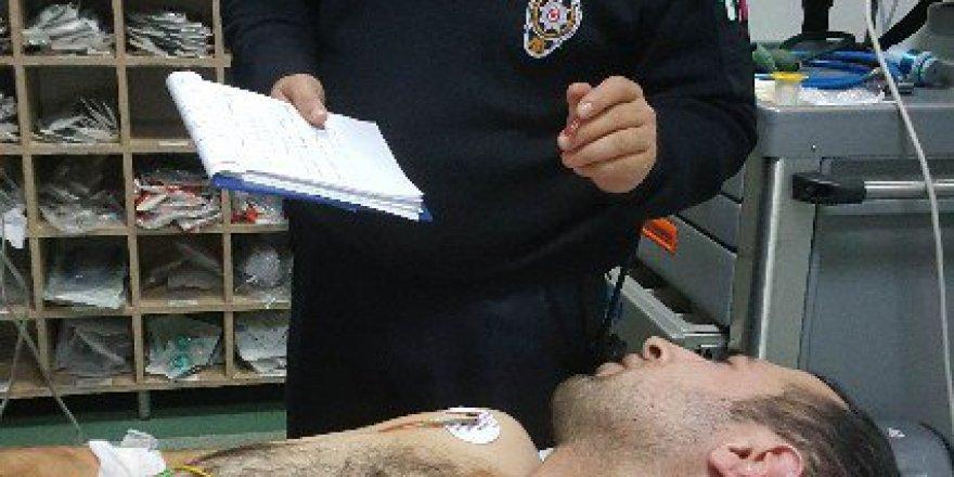 Samsun, İlkadım'da Silahlı Saldırı: 1 Yaralı