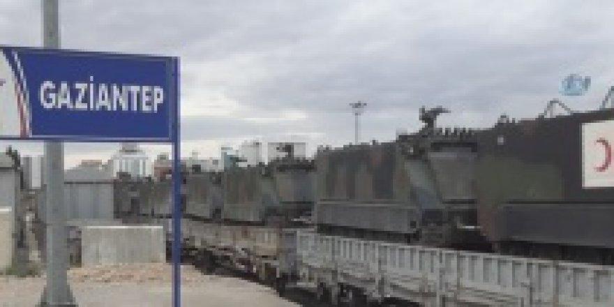 Üçüncü Askeri Konvoy Şırnak, Silopi'ye Sevk Edildi