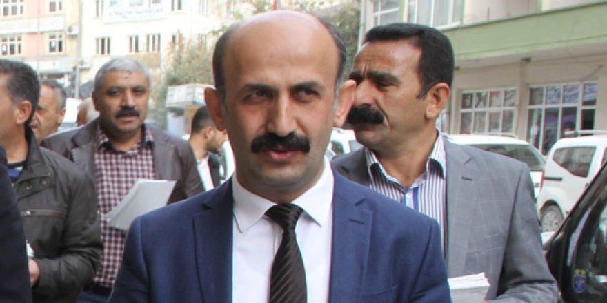 HDP'li Milletvekili Nihat Akdoğan Tutuklandı