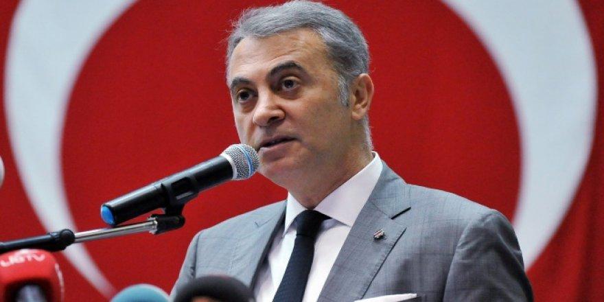 """Başkan Fikret Orman: """"Beşiktaş'ın Hakem Korumasına İhtiyacı Yok"""""""