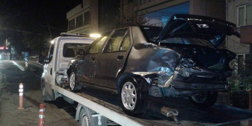Zonguldak, Çaycuma'da Park Halindeki Otomobilleri Hurdaya Çevirip Kayıplara Karıştı