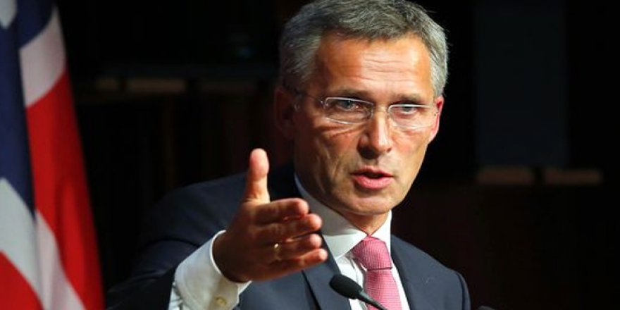 """Jens Stoltenberg: """"Güçlü Bir NATO, ABD'ye De Avrupa'ya Da Yarar"""""""