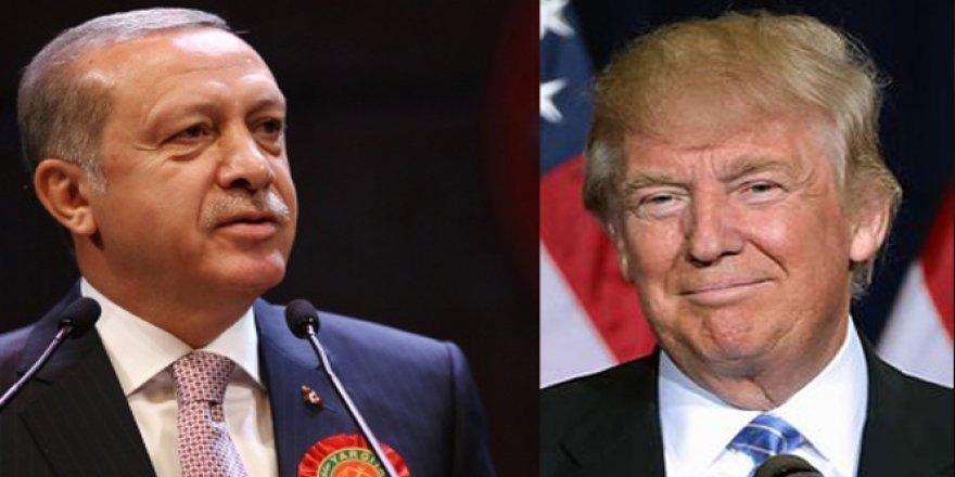 Erdoğan ile Donald Trump Görüşmesinde Neler Konuşuldu?