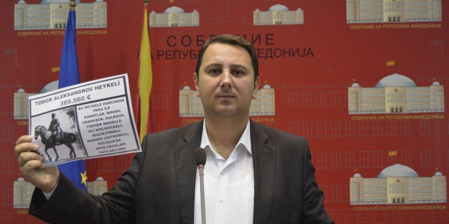 Makedonya'da Enes İbrahim Fırtınası
