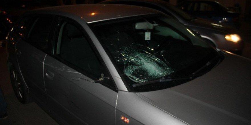 Samsun, Bafra'da Otomobil ile Bisiklet Çarpıştı: 1 Yaralı