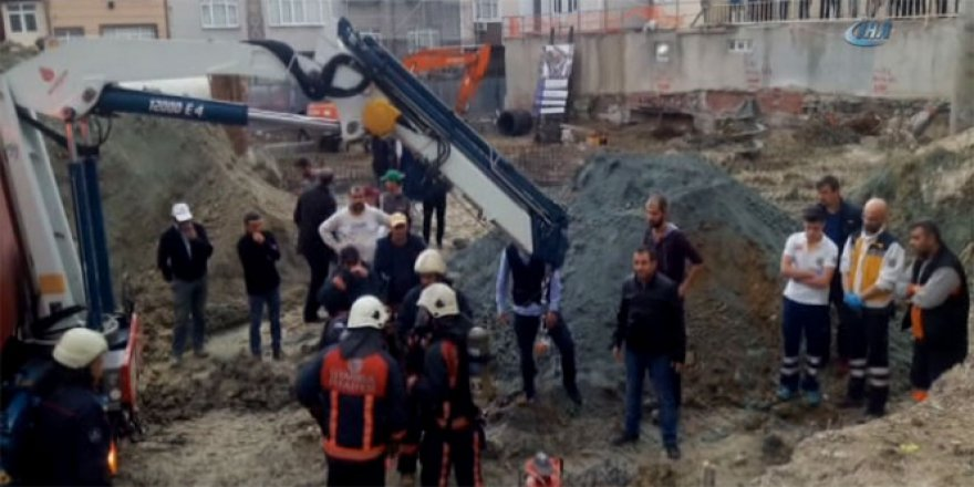 İstanbul'da Genç Mühendis 25 Metrelik Çukura Düştü!