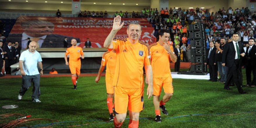 Cumhurbaşkanı Erdoğan, Türkiye-Kosova Maçını Tribünden İzleyecek