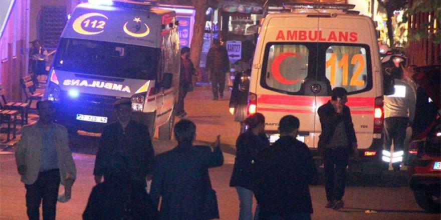 Saldırıya Uğrayan Derik Kaymakamı Safitürk'ten Haber Var