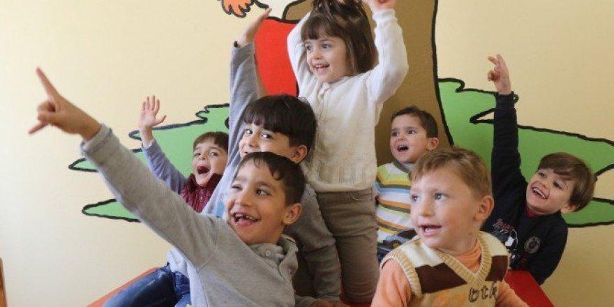 İHH'den Suriyeli Çocuklara Anaokulu Müjdesi