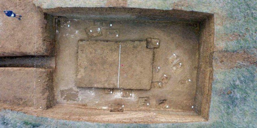 Kastamonu'daki Kurganda 3.500 Yıllık 24 Mezar Bulundu