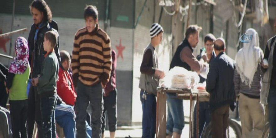 Halep'te yaşam daha da kötüye gidiyor