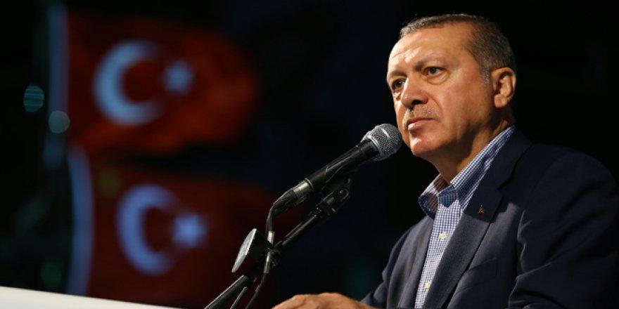 Erdoğan'dan Suudi Arabistan Kralı Al Suud'a taziye telefonu