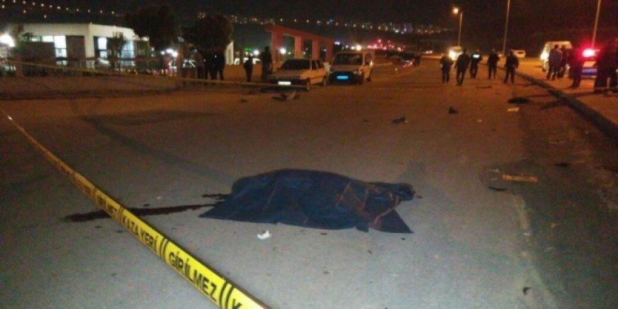 Gaziantep'te motosiklet ile otomobil çarpıştı: 2 ölü