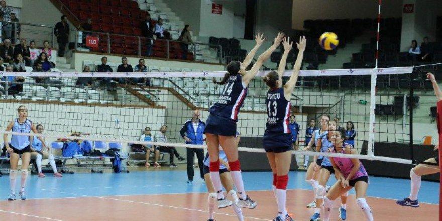 Işıkkent Spor Kulübü 0-3 Manisa Büyükşehir Belediyespor