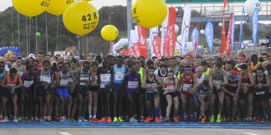 İşte İstanbul Maratonu'nu kazanan isim