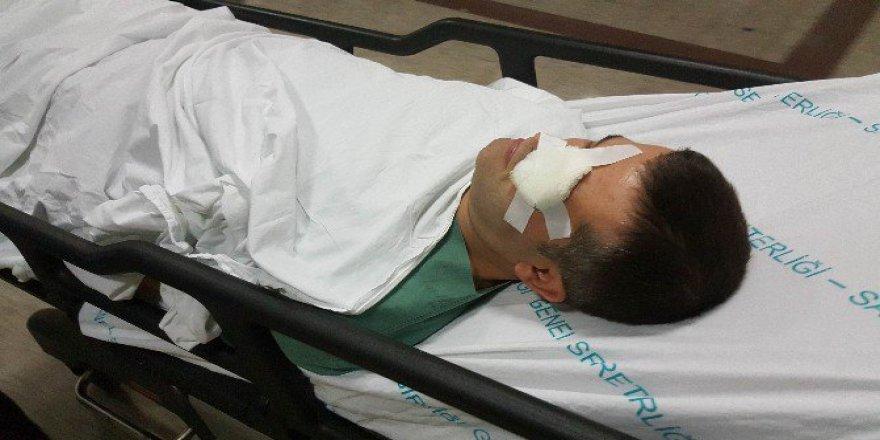 Samsun'da Silahla Vurulan Hastaya Müdahale Eden Doktora Saldırı