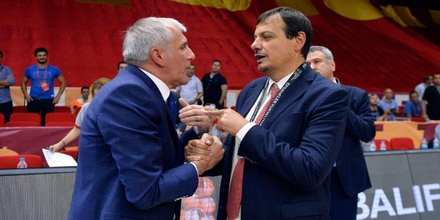 """Zeljko Obradovic: """"Galatasaray'ı Korumak Adına Her Şeyi Yaptım"""""""