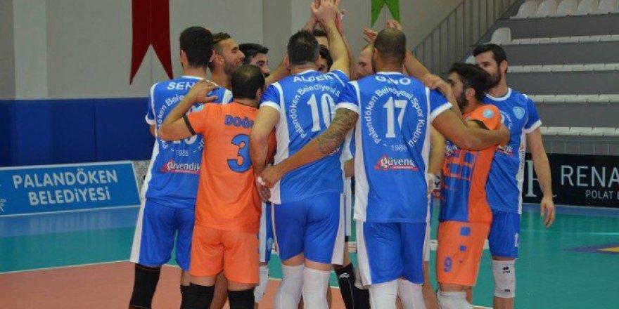 Palandöken Belediyespor 3-2 Niksar Belediyespor