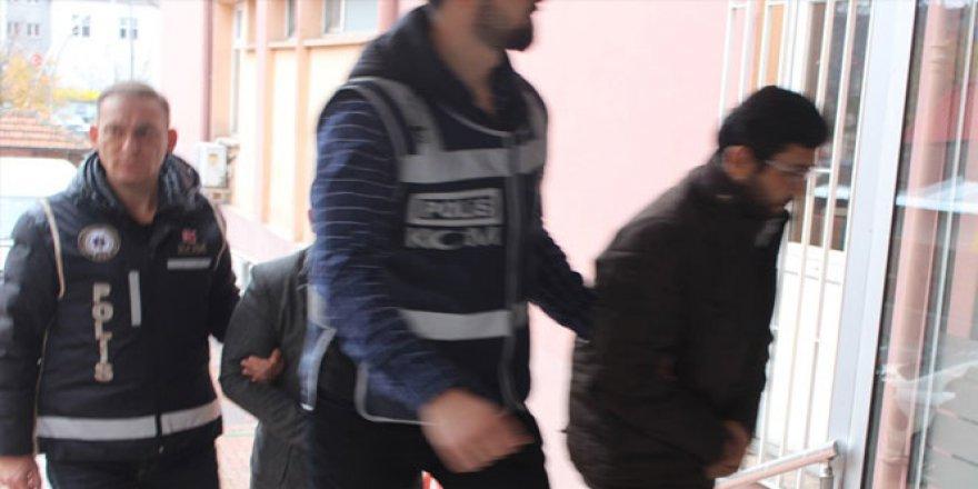 Bartın'da 10 akademisyenden 3'ü FETÖ'den tutuklandı