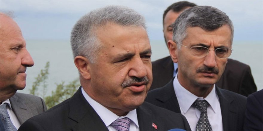 Bakan Ahmet Arslan'dan İZBAN müjdesi