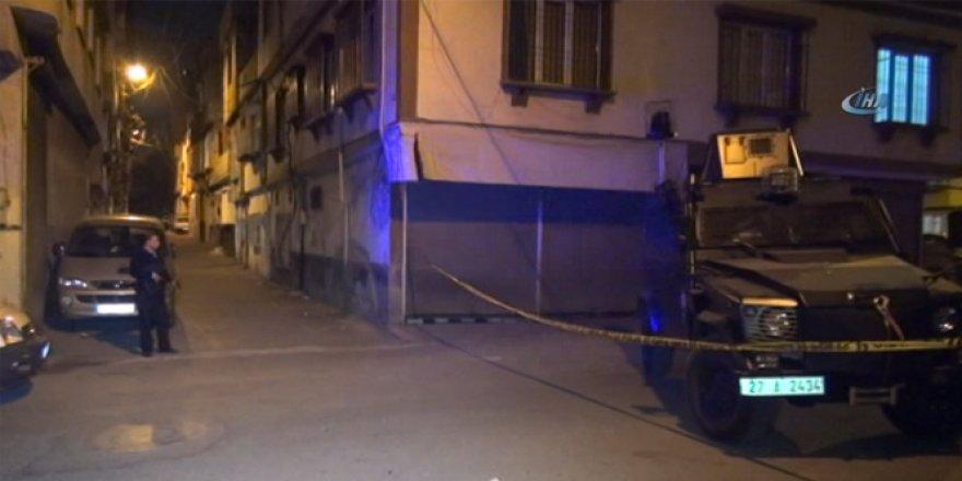 Gaziantep'te bir kıraathaneye bombalı saldırı