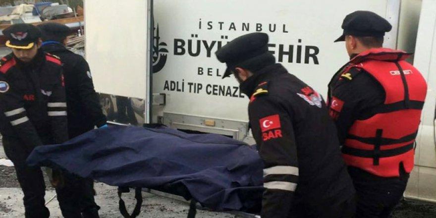 Fatih Ahırkapı'da denizde kadın cesedi bulundu