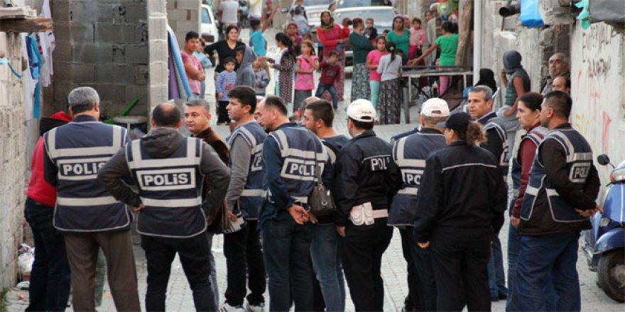 Hatay'da 300 polislik ''huzur operasyonu''