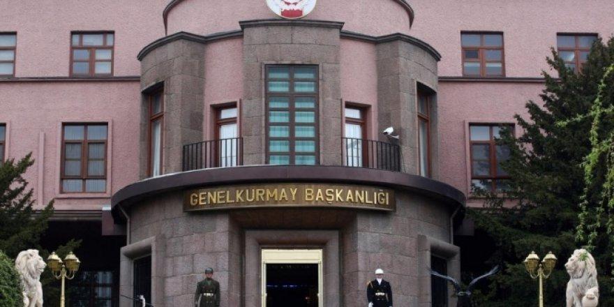 TSK'dan 'Mavi Balina-2016 Davet Tatbikatı'na ilişkin açıklama