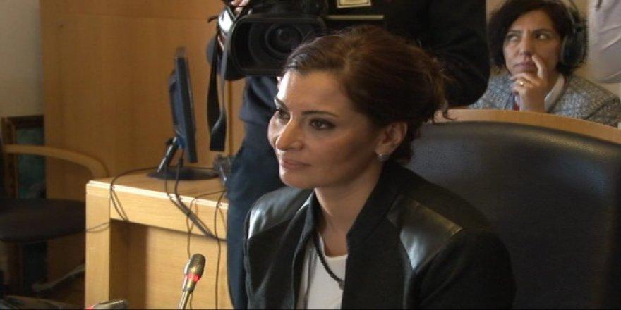 Komisyon Gazeteci Hande Fırat'ı Dinliyor