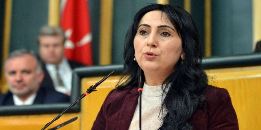HDP Eş Başkanı Figen Yüksekdağ Kocaeli'den ifade verecek