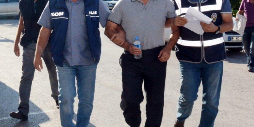 Kayseri'de FETÖ/PDY'den 16 Tutuklama