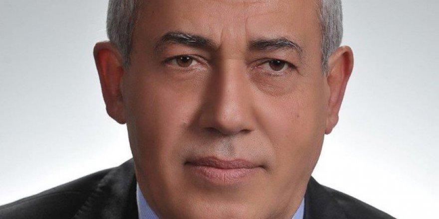 Ak Parti İlçe Başkanı Atilla Önal İstifa Etti