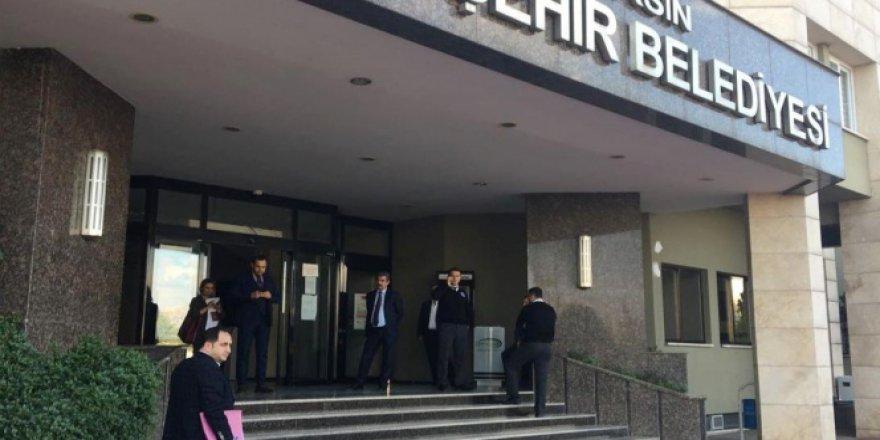 Belediye Başkanı İbrahim Genç'in Makam Aracına Haciz Şoku