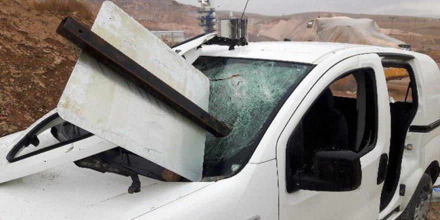 Konya'da Mahalleli Dinamit Patlatılan Şantiyeyi Bastı: 3 Yaralı