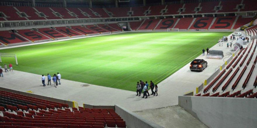 TFF, Eskişehirspor-Yeni Malatyaspor maçının saati değişti