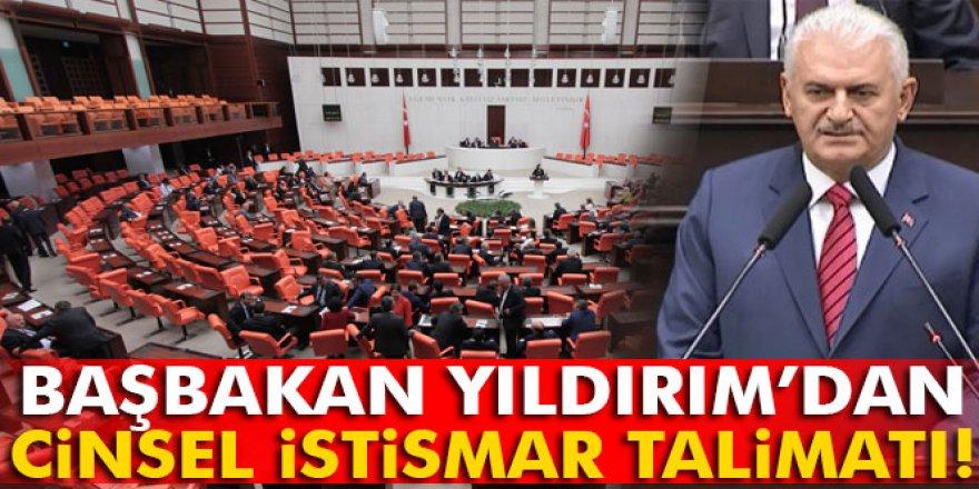 Başbakan Yıldırım muhalefet partileriyle görüşülmesi talimatını verdi