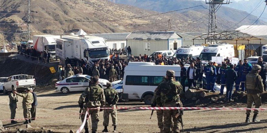 Şirvan'daki Maden Faciasında Tutuklama!