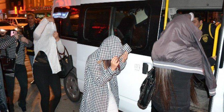Adana'da Bar Ve Gece Kulüplerine Asayiş Uygulamaları Devam Ediyor