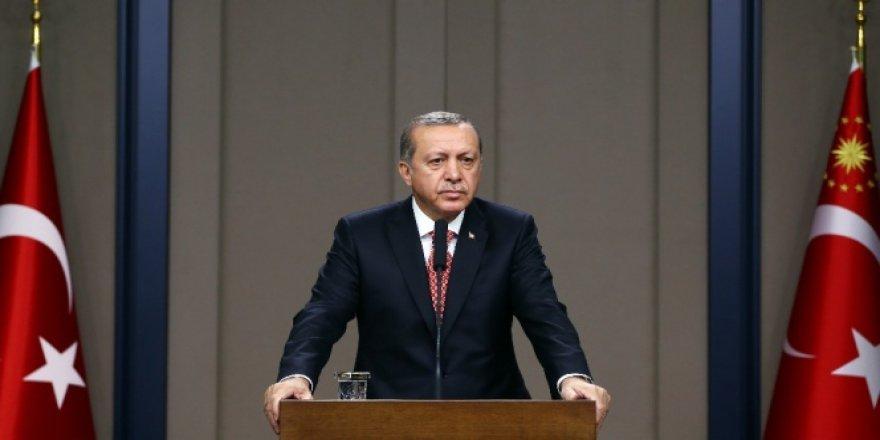 """Cumhurbaşkanı Erdoğan'dan """"Şangay 5'lisi"""" Çıkışı"""