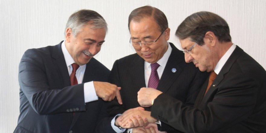 Kıbrıs Müzakerelerinde İkinci Tur