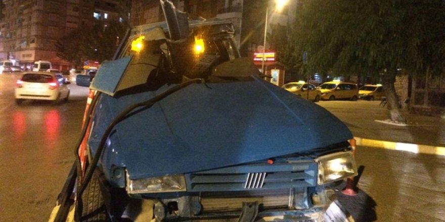 Alaaddin Us İzmir Bornova'da Trafik kazasında öldü