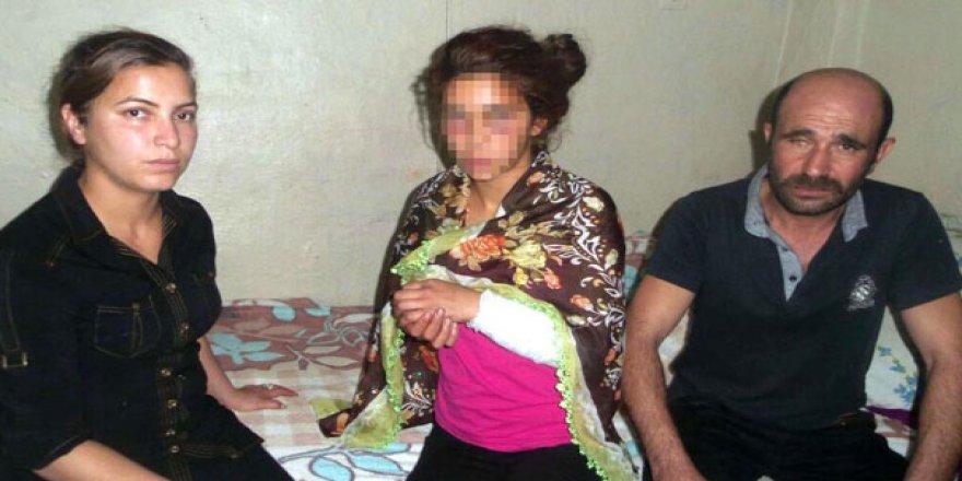 13 Yaşındaki Kızını Kaçırmak isteyen genci...