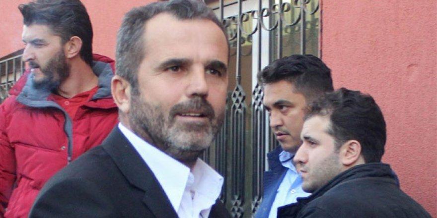 Akın Öztürk'ün Emir Subayı Ali Ü.,Tutuklandı