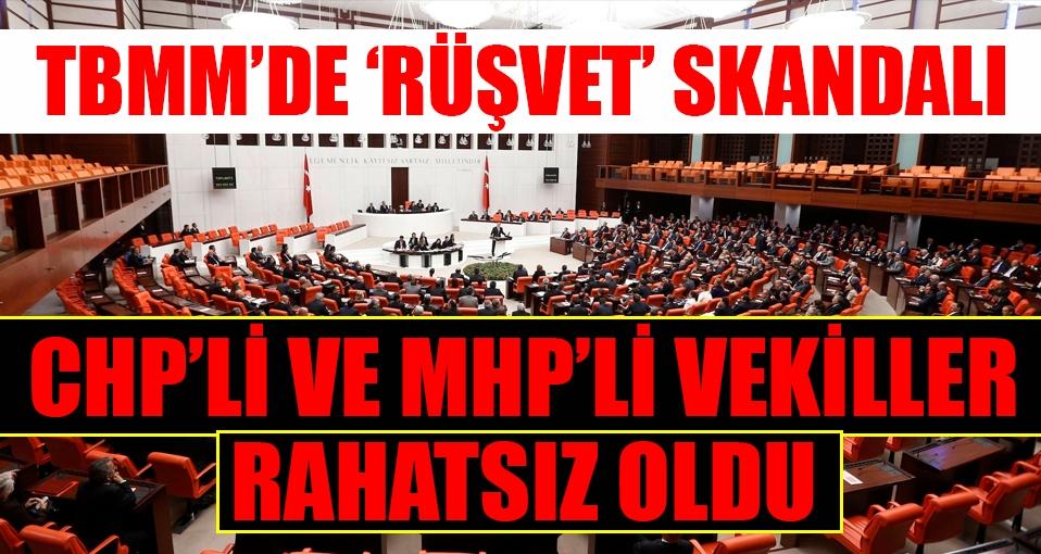 CHP ve MHP'nin tepkisini çeken Skandal!
