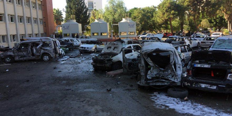 Adana'daki terör saldırısıyla ilgili Gaziantep'te 4 kişi gözaltına alındı