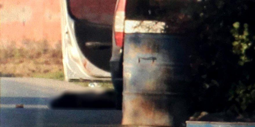 Adana'daki ikinci bombalı aracın sürücüsü ölü ele geçirildi